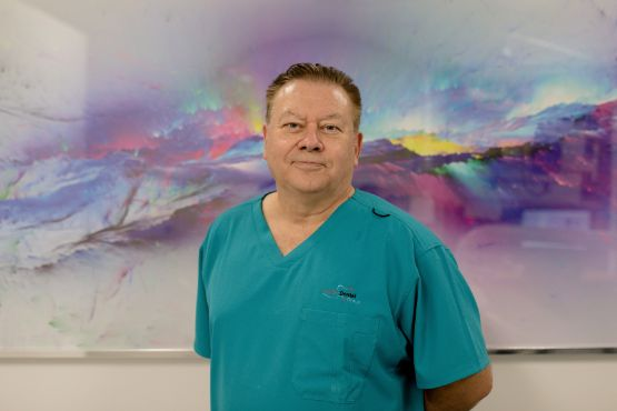 Dr George Patience - Dentist & Owner of Hunter Dental Group