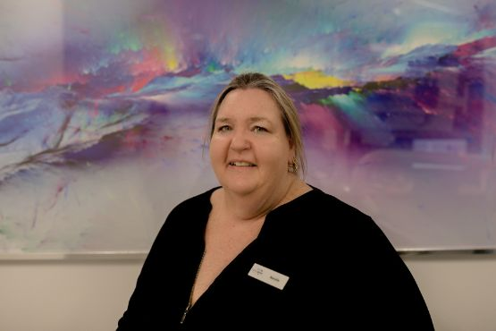 Narelle - Receptionist at Hunter Dental Group