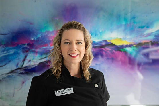Cassie - Practice Manager at Hunter Dental Group
