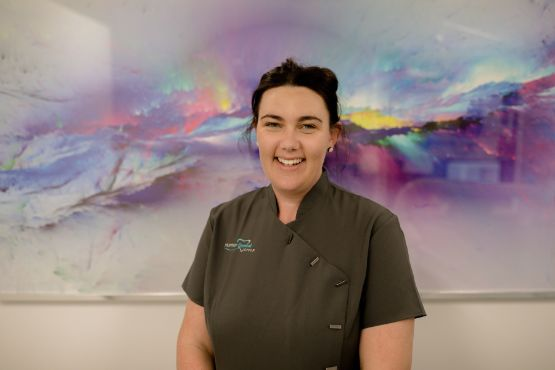 Sally - Receptionist at Hunter Dental Group